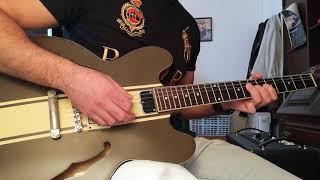 FRANKIEONTHEGUITAR ft T-REX, LON3R JOHNY, BISPO - Tempo (Guitar Cover)