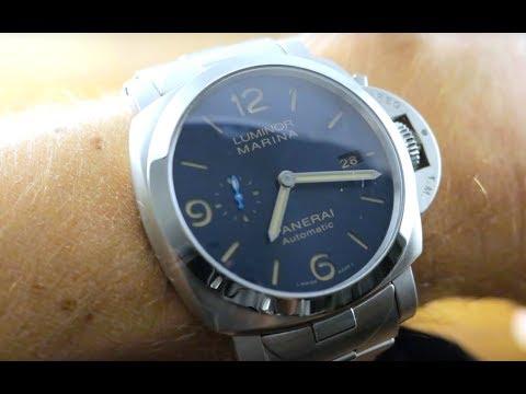 Panerai Luminor Marina 1950 3-Days Ginza Boutique Edition (PAM 958) Luxury Watch Review