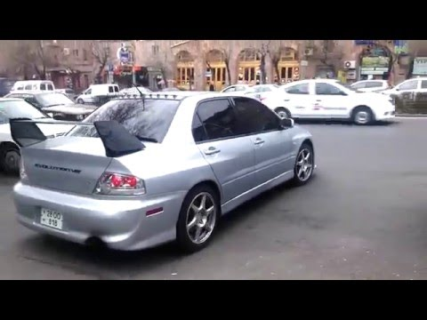 Armenian Sportcars | Car-Spotting In Yerevan #4