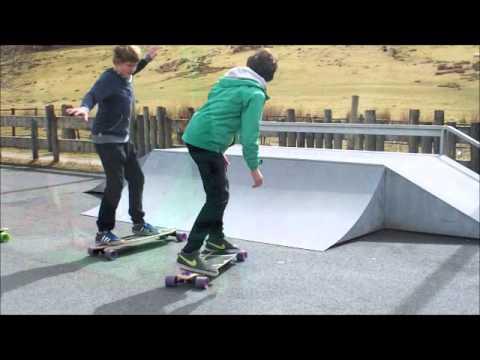 machynlleth skatepark