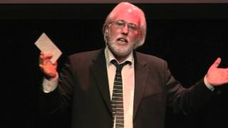 On hope and hopelessness: Murray Watts at TEDxGlasgow