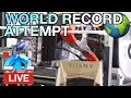 Live: Titan V - Attempting World Record