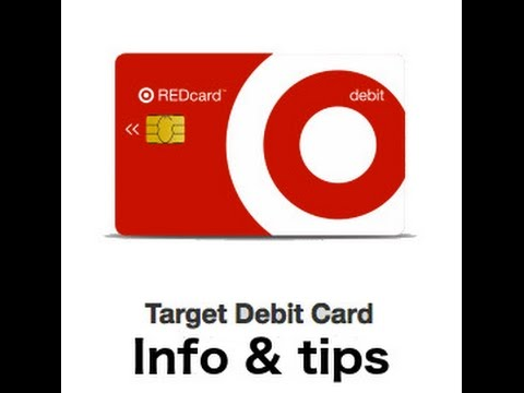 Target Debit Red Card - My Thoughts and Tips