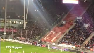 Voor ons mooie PSV : FC Utrecht-PSV : 10/2/2019 : 2-2