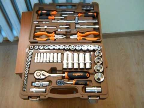 Набор инструментов Квалитет