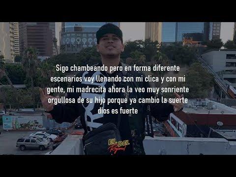 Fuerza Regida - Del Barrio (Letra/Lyrics)