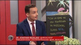 Trabajo social clínico por el Dr. Jonathan Regalado