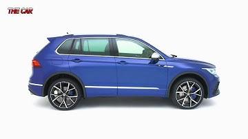 [THE CAR]2021폭스바겐 티구안 인테리어 익스테리어, 2021 VW TIGUAN facelift - Interior, Exterior