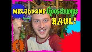 Melbourne Toy Fair Goosebumps Haul!