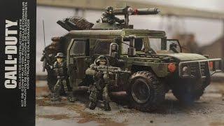 Humvee Shootout! Banks Power Armored Humvee vs. Stock M1116 HMMWV! - Head 2 Head Ep 43