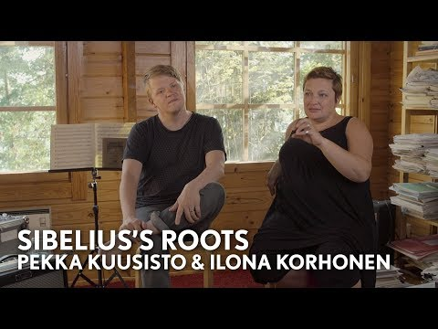 Sibelius's Roots: An Interview with Pekka Kuusisto & Ilona Korhonen (Philharmonia Orchestra)