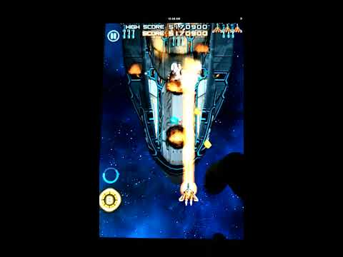 Lightning Fighter IOS Longplay (Full Run)