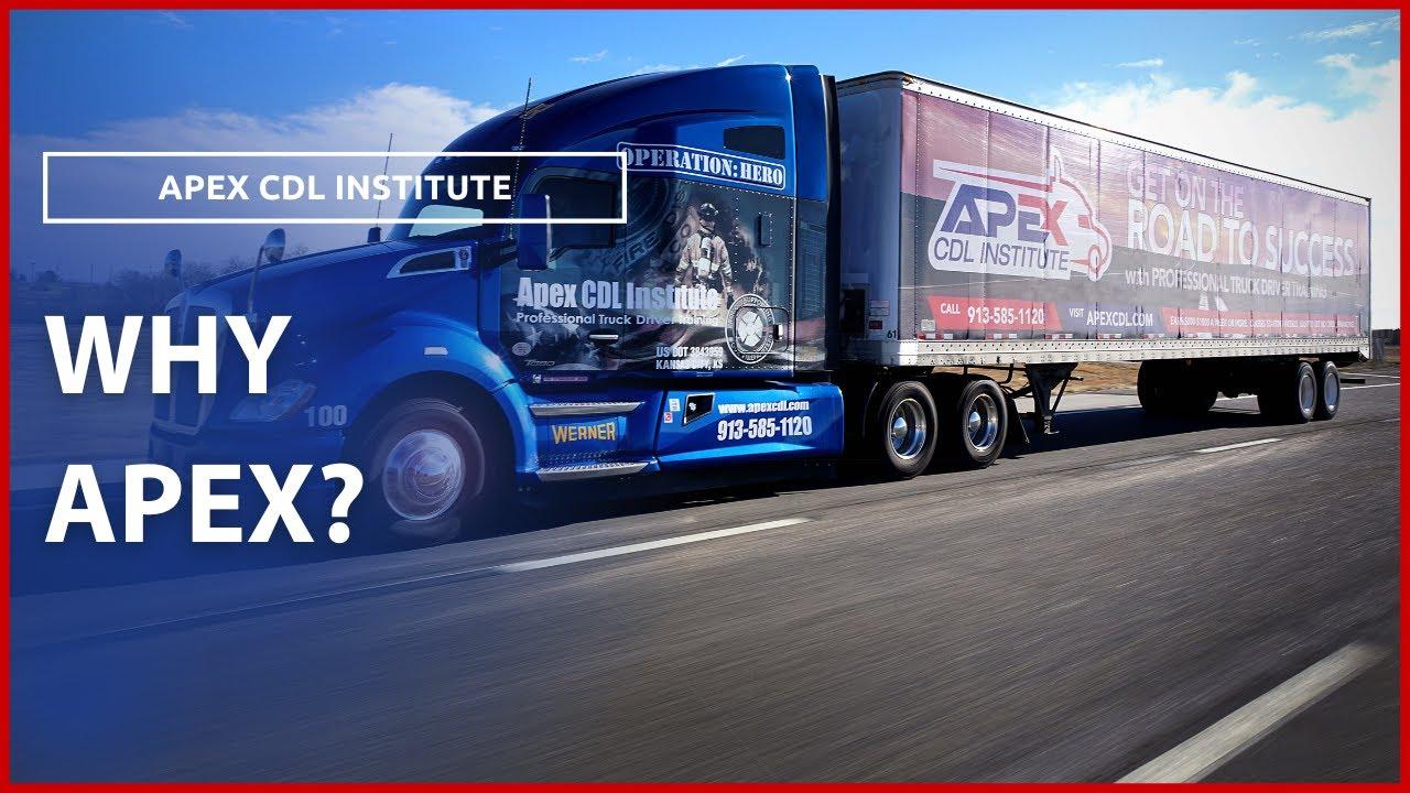 Why Choose Apex CDL Institute