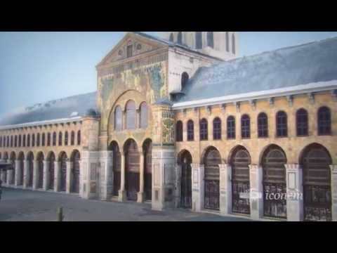 3D Modeling HD : The Umayyad Mosque Syria by - Iconem