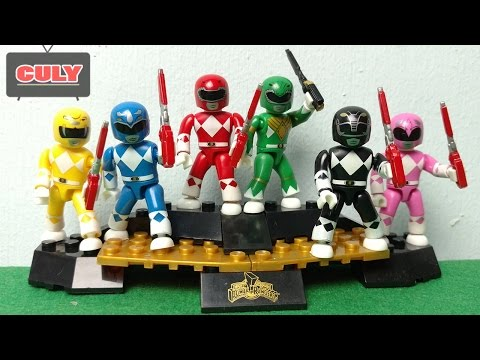 Siêu nhân khủng long LEGO Power Rangers Mighty Morphin Dinosaur