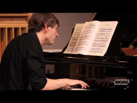 "WGBH Music: Primakov & Lavrova play Arensky ""Suite for 2 Pianos, No. 2, Silhouettes"""
