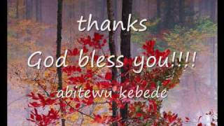 ABITEW KEBEDE/oromo gospel song