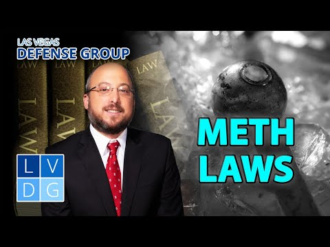 Penalties if busted for methamphetamine in Las Vegas? Advice from an attorney