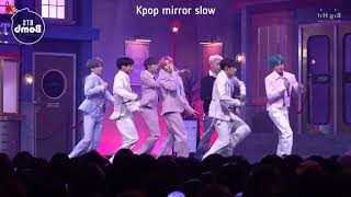 (mirrored) Boy with Luv 'BTS' Dance Fancam Choreography Video