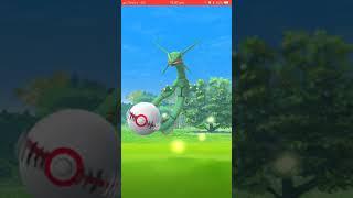 Pokémon Go - Level 5 Raid - Rayquaza
