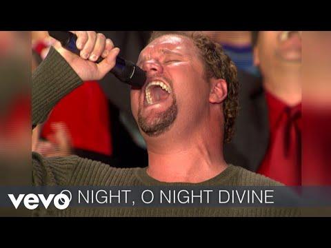 David Phelps - O Holy Night (Lyric Video/Live At Alabama Theatre, Birmingham, AL/2000)