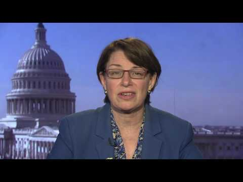 U.S. Senator Amy Klobuchar Addresses Net Inclusion 2017