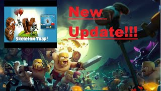 Clash of Clans Halloween Oct.NEW UPDATE!!!!!!!!!! REVIEW!!!!!!!!!#10