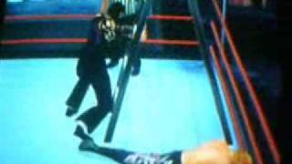 Smackdown Shut Your Mouth- JEFF HARDY VS. EDGE