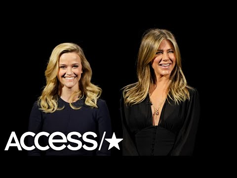 Reese Witherspoon & Jennifer Aniston Tease The First Look At Their New Apple TV Show | Access