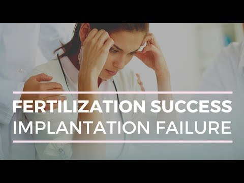 Can You Tell If Fertilization Has Occurred But Implantation Has Failed?