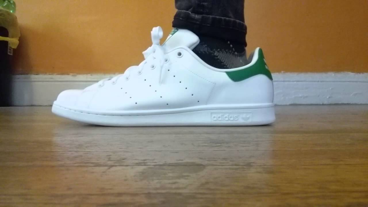 adidas Originals Stan Smith Shoe Review + On Feet With @DjDelz
