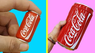 Trying 16 VERY FAST COCA COLA LIFE HACKS! by PoweVision