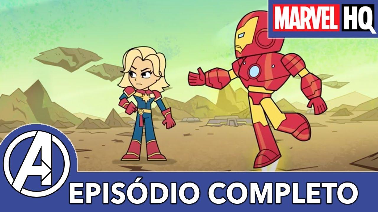 #1 Marvel Funko Battleworld presenta: Lançados ao Perigo
