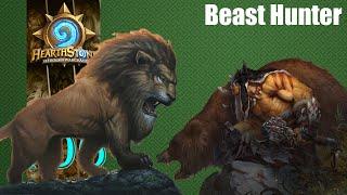 Hearthstone: Epizoda 106 - Skládání Balíčků - Beast Hunter