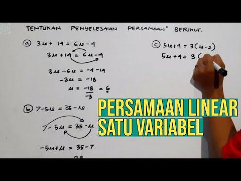 cara-mudah-mengerjakan-soal-persamaan-linear-satu-variabel