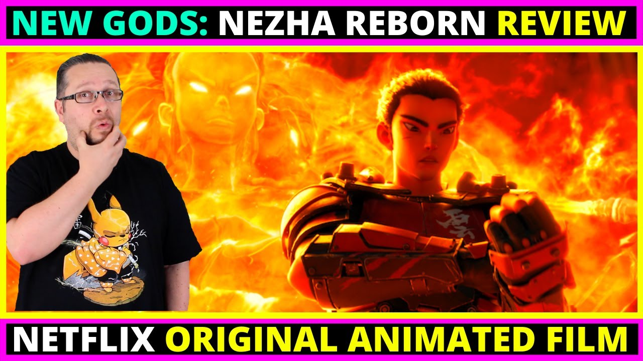 Download New Gods: Nezha Reborn Netflix Film Review - (2021)