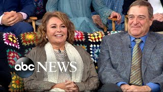 'Roseanne' cast opens up about the new season on 'GMA'
