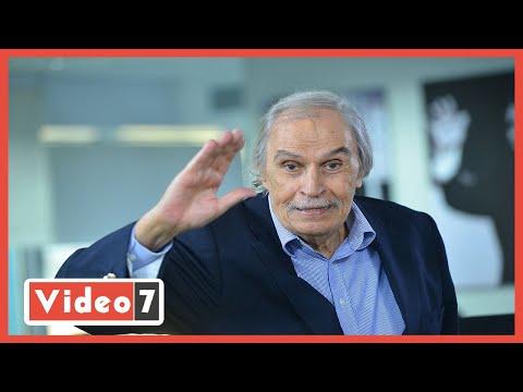 فيديو مؤثر .. ماذا قال عزت العلايلى عن الموت قبل أيام من رحيله