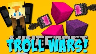 Logos Base wird rosa! :D (Troll Wars)