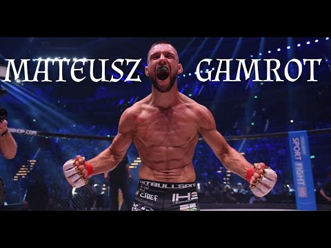 Mateusz Gamrot is about a month away from his UFC debut, here's his latest highlights