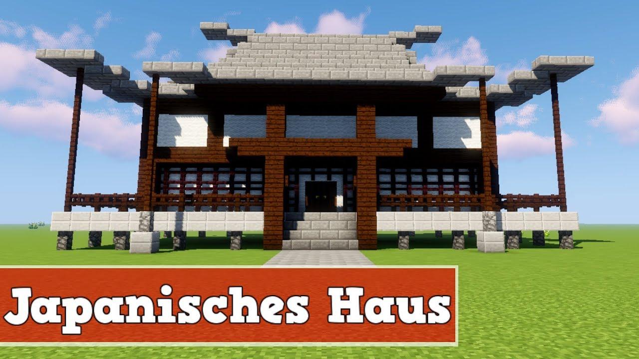wie baut man ein japanisches haus in minecraft minecraft japanisches haus bauen deutsch youtube. Black Bedroom Furniture Sets. Home Design Ideas