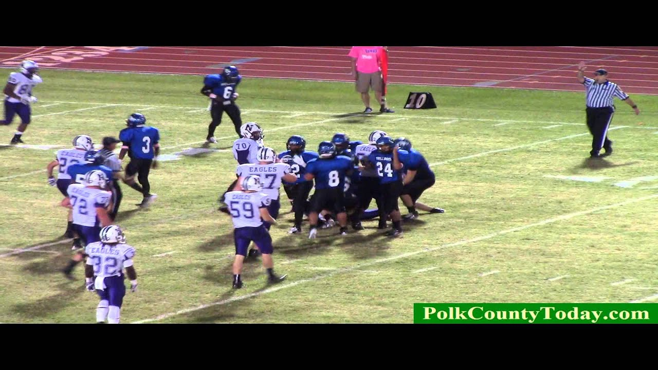 Corrigan Bulldogs vs Newton Eagles 10/24/14