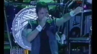 Iron Maiden - Out Of The Silent Planet (Subtitulado en Español) Live