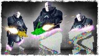 НЕВИДИМЫЕ ДЖАГГЕРНАУТЫ - GTA ONLINE: ОГРАБЛЕНИЕ! #10