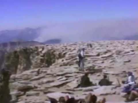 Mount Whitney Video