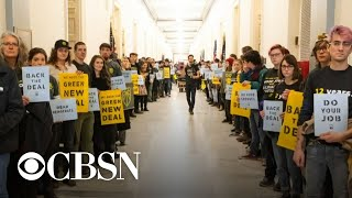 Activists ask Biden administration for immediate action on climate change