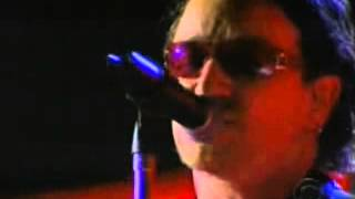 U2   Walk On @ 2002 Grammy Awards