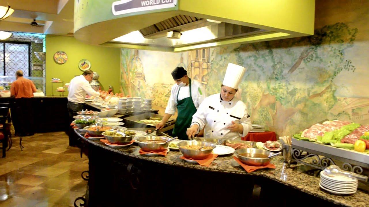 Hotel Araiza Mexicali Restaurant