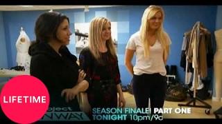Project Runway Season 6 Finale (Part 1) Preview