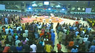 Bishop David Oyedepo-Enough Is Enough Banquet Service June 21,2015